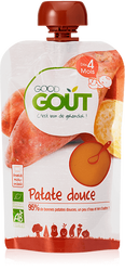 Patate douce 120g