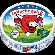 Fromage fondu pasteurisé VACHE QUI RIT, 18,5% de MG, 170g
