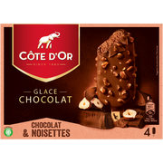 Côte d'Or Cote D'or Chocolat/lait Noisette, 260 G
