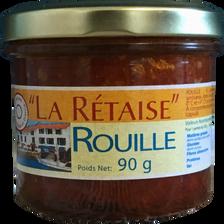 Rouille LA RETAISE, 90g