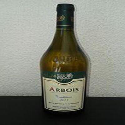Vin blanc du Jura Arbois AOC Tradition Fruitière vinicole de Pupillin 75 cl