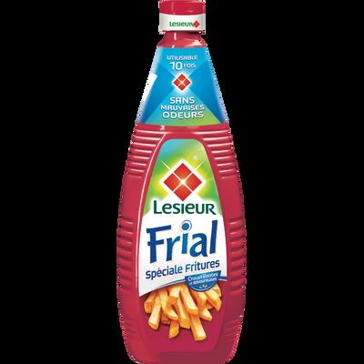 Huile pour friture FRIAL, bouteille de 1 litre