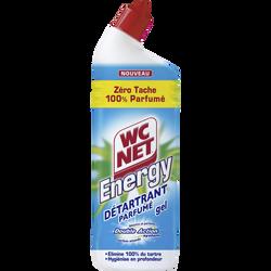 Gel détartrant parfumé WC NET Energy, 700ml