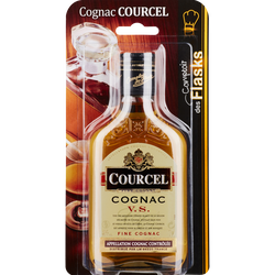 Cognac COURCEL, 40°, 20cl