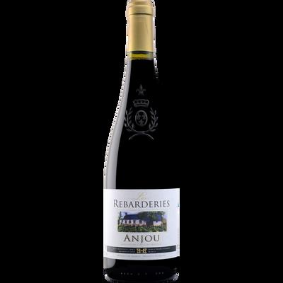 """Vin rouge AOC d'Anjou """"Les Rebarderies"""" CELLIERS DU PRIEURE, 75cl"""