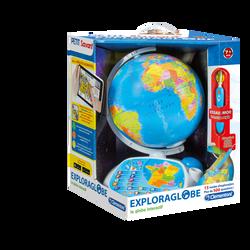 Globe interactif Exploraglobe