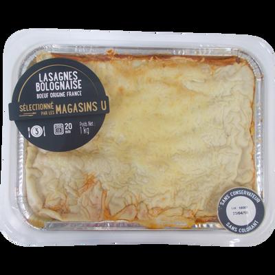 Lasagne bolognaise, 1kg