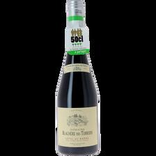 Vin rouge AOP Côtes du Rhône Domaine Blachères des Terriers, bouteillede 50cl