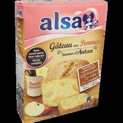 Gâteau saveur antan pomme ALSA, 300g