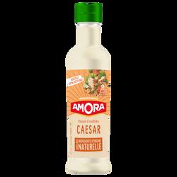 Sauce crudité caesar AMORA, flacon de 380ml