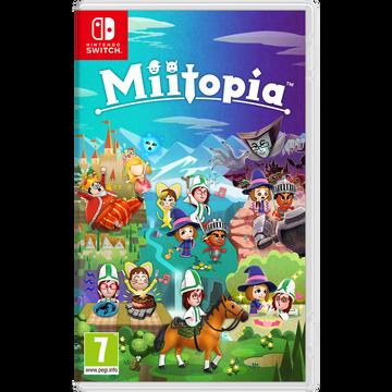 Nintendo Jeu Nintendo Switch Miitopia