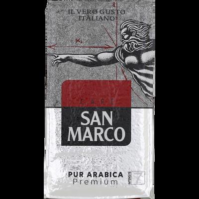 Café moulu SAN MARCO, paquet de 250g