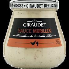 Sauce morilles GIRAUDET 250g