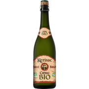 Kerisac Cidre Brut Bio Kerisac, 5°, 75cl