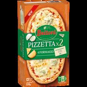 Buitoni Pizzetta 4 Formaggi Buitoni, 2x185g 370g