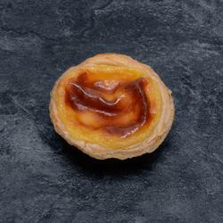 Pastel de Nata décongelé, 1 pièce, 60g
