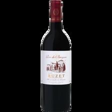 """Vin rouge AOP Buzet """"Roc de Breyssac"""" U, 75cl"""