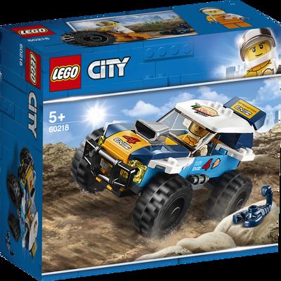 Voiture de rallye du desert LEGO City