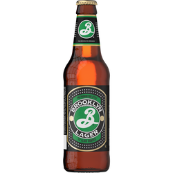Bière Brooklyn Lager, 5,2°, 35,5cl