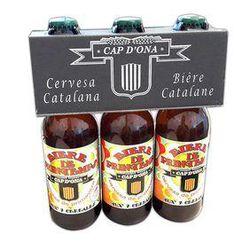 TRIPACK BIERE BLONDE DE PRINTEMPS CAP D'ONA, bouteille 3X33CL