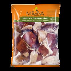 Cêpes gros morceaux MAGDA, 400g