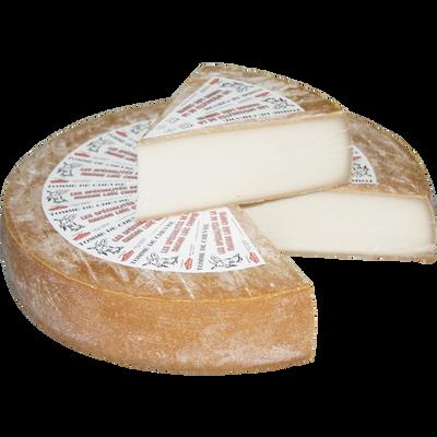 Tomme de Chèvre lait pasteurisé 26%MG Loïc Chupin