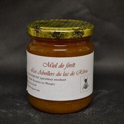 Miel de forêt, LES ABEILLES DU LAC DE RIBOU, 250g