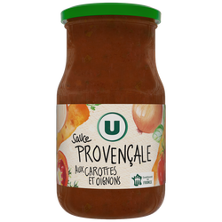 Sauce provençale U, pot de 720ml, 680g