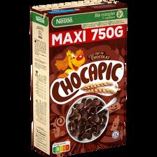 Céréales CHOCAPIC, 750g