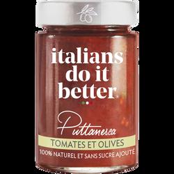 Sauce puttanesca italians do it better, 190gg