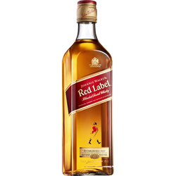 Blended scotch whisky JOHNNIE WALKER Red Label, 40°, 70cl