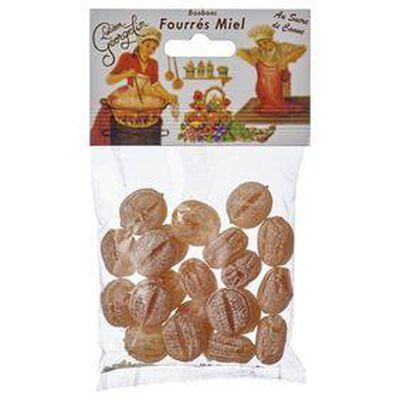 bonbons fourrés miel au sucre de canne 150g LUCIEN GEORGELIN
