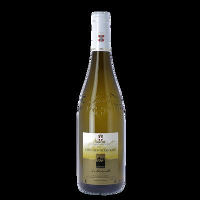 Vin blanc de Savoie Chignin Bartavelle AOP, bouteille 75cl