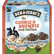 Ben & Jerry's Glace Cookie Mixed Ben & Jerry's, 288g