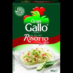 Riz pour risotto gran RISO GALLO, 500g