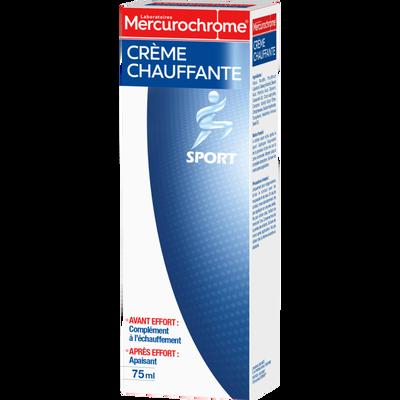 Creme chauffante 75 ml MERCUROCHROME