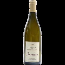 Jasnières AOP blanc Vignoble des Gauletteries, bouteille 75cl