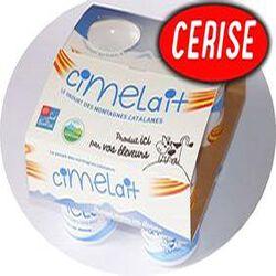 YAOURT CERISE 4X125GRS Cimelait