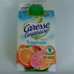 CARESSE GUYANAISE TROPICAL 1/2L