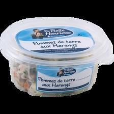 Salade de harengs aux pommes de terre LA BELLE HENRIETTE, 300g