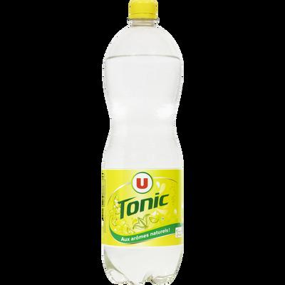 Boisson gazéifiée aromatisée avec sucre et édulcorant 1,5L