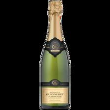 Clairette de Die brut AOC JAILLANCE, bouteille de 75cl
