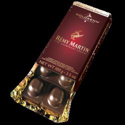 Tablette de chocolat Rémy Martin GOLDKENN, 100g