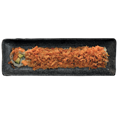 6 california roll salmon enroule d'oignons frits 190g