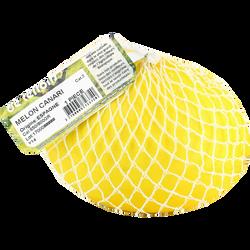 Melon jaune, BIO, calibre 650/850g, Espagne, filet 1 pièce