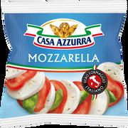 Casa Azzurra Mozzarella Au Lait Pasteurisé De Vache Casa Azzura, 18% De Mg, 125g