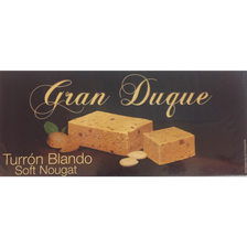 Turron blanco granulado GRAN DUQUE 150g