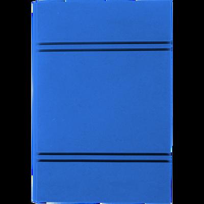 Carnet de notes, 10x14,8cm, 192 pages, 80g, couverture en silicone