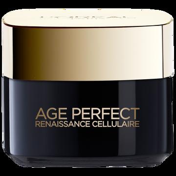 L'Oréal Soin De Jour Age Perfect Renaissance Cellulaire L'oreal, Pot De 50ml