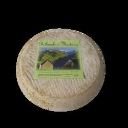 Le bethmale de Marterat, lait cru, 29%MG